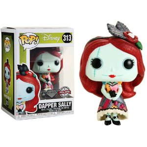Funko Pop! Disney - The Nightmare Before Christmas - DIAMOND *EX* Dapper Sally 313