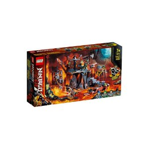 Lego Ninjago - Viagem até as Masmorras das Caveiras