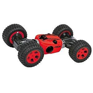 Carro Controle Remoto Viper Vermelho - DM Toys