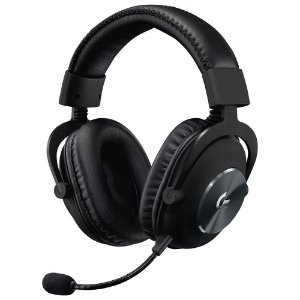 Headset Gamer Logitech G PRO, Stereo, Drivers Pro-G de 50 mm