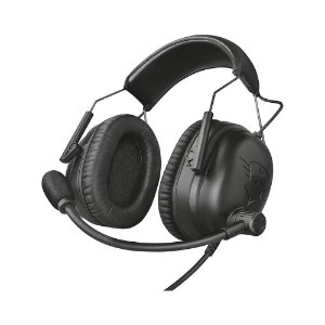 Headset Gamer Trust Wayman PRO E-Sports GXT 444 com fio