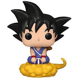 Funko Pop Dragon Ball Son Goku *EX* Atc 517