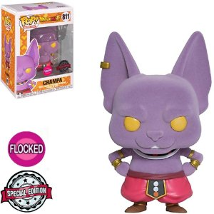 Funko Pop Dragon Ball Super Champa Flocked *EX* 811