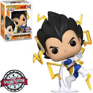 Funko Pop Dragon Ball Z Vegeta Galick Gun *EX* 712