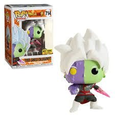 Funko Pop Dragon Ball Zamasu Fused W/Enlargement *EX* 714