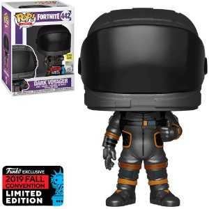 Funko Pop Fortnite 3 Dark Voyager *Comic NYCC* 442