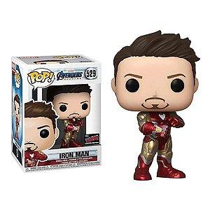 Funko Pop Marvel Avengers Endgame Iron Man *Comic NYCC* 529