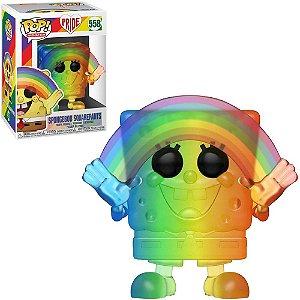 Funko Pop Spongebob Pride Spongebob Squarepants 558