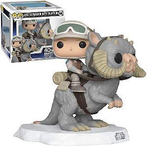 Funko Pop Star Wars Empire *DELUXE* Luke Skywalker W/Tauntaun 366