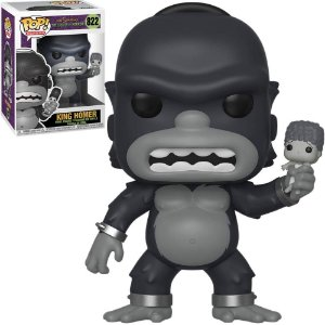 Funko Pop The Simpsons Tree House Of Horror King Homer 822