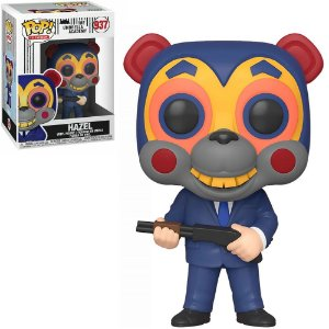 Funko Pop The Umbrella Academy Hazel 937