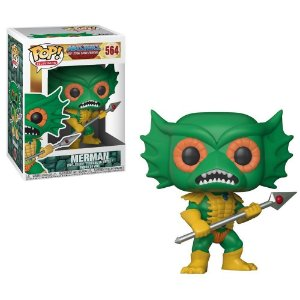 Funko Pop Tv Masters Of The Universe Merman 564