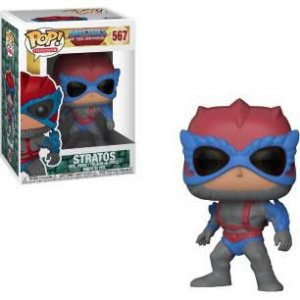 Funko Pop Tv Masters Of The Universe Stratos 567