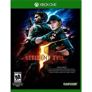 Xbox One Resident Evil 5 [USADO]