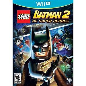 WiiU Lego Batman 2 DC Super Heroes [USADO]