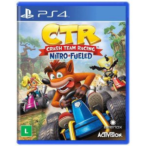 Switch Crash Team Racing Nitro-Fueled [USADO]