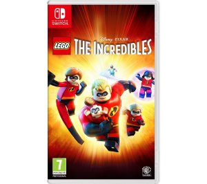 Switch LEGO The Incredibles [USADO]