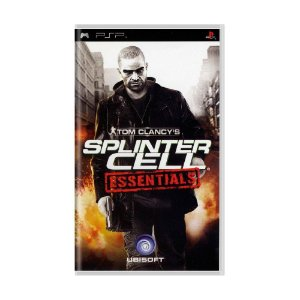 PSP Tom Clancy's Splinter Cell Essentials [USADO]