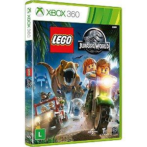 Xbox 360 LEGO Jurassic World [USADO]