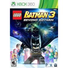 Xbox 360 LEGO Batman 3: Beyond Gotham [USADO]