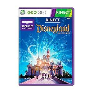 Xbox 360 Kinect Disneyland Adventures [USADO]