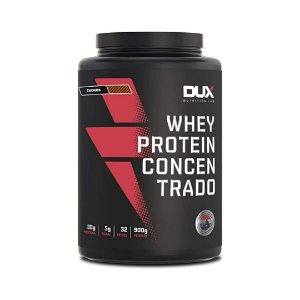 Whey Protein 900g Concentrado Cookies Dux Nutrition MKT