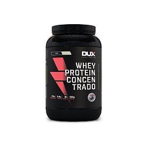 Whey Protein 900g Concentrado Coco Dux Nutrition MKT