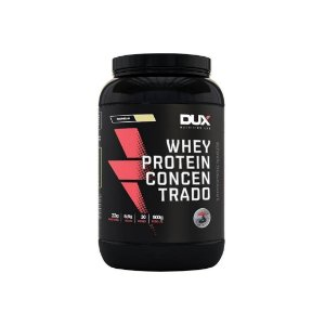 Whey Protein 900g Concentrado Baunilha Dux Nutrition MKT