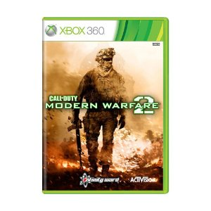 Xbox 360 Call of Duty Modern Warfare 2 [USADO]