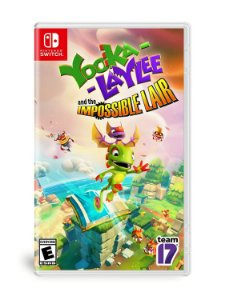 Switch Yooka-Laylee and the Impossible Lair
