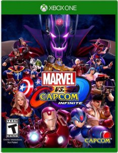 Xbox One Marvel vs. Capcom Infinite [USADO]
