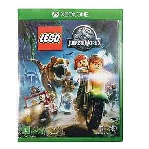 Xbox One Lego Jurassic World [USADO]