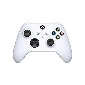 Controle Xbox Series/One Robot White Branco