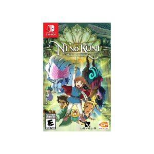 Switch Ni no Kuni: Wrath of the White Witch