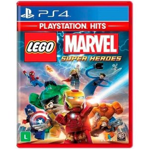 PS4 LEGO Marvel Super Heroes (Playstation Hits)