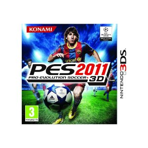 3DS Pro Evolution Soccer 2011 3D