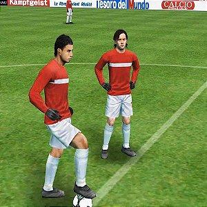 3DS Pro Evolution Soccer 2011 3D