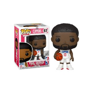 Funko Pop Paul George NBA Clippers 5