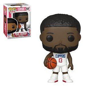 Funko Clippers Pop Paul George NBA Selo holografico NBA 57