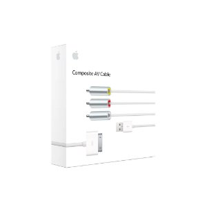 Cabo AV Componente Apple