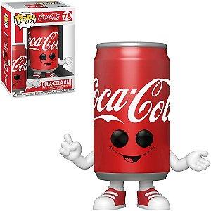 Funko Pop Coca-Cola Coca-Cola Can 78