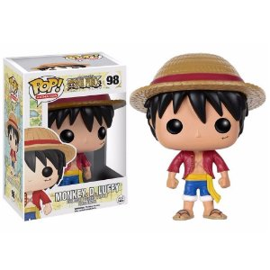Funko Pop One Piece Monkey D.Luffy 98