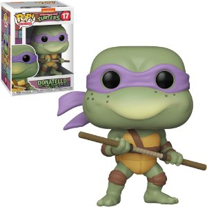 Funko Pop! Retro Toys: Teenage Mutant Ninja Turtles -Donatello 17