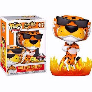 Funko Pop! AD Icons: Cheetos - Chester Cheetah (Glows in the Dark) 117