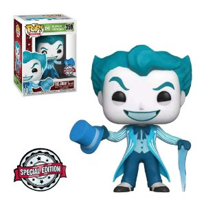 Funko Pop! Heroes DC Holiday  The Joker as Jack Frost 372