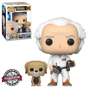 Funko Pop! Movies: Back to the Future - Doc & Einstein 972