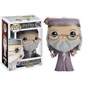 Funko Pop! Movies: Harry Potter - Albus Dumbledore (Wand) 15