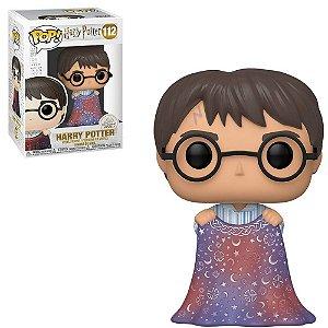 Funko Pop! Movies: Harry Potter - Harry com Capa da Invisibilidade 112