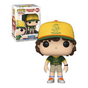 Funko Pop! Television: Stranger Things - Dustin at Camp 804