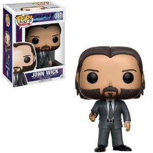 Funko Pop! Movies: John Wick Chapter 2 - John Wick 387
